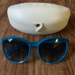 New Cobalt blue Diesel Sunglasses